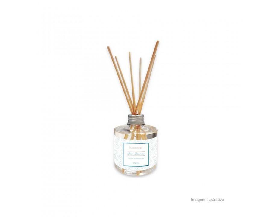 Aroma difusor kapazi 350ml cha branco ar0102