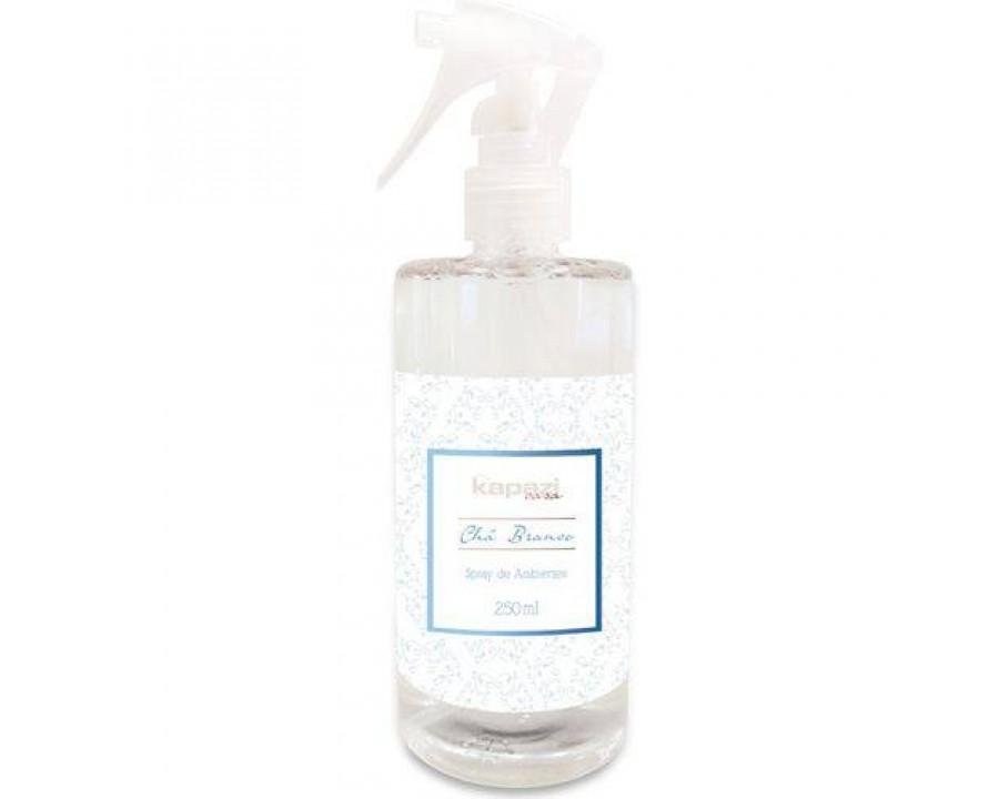 Aroma spray kapazi 250ml cha branco ar0202