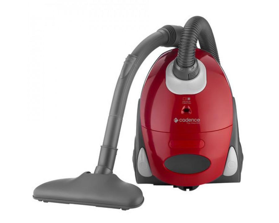 Aspirador de po cadence max clean asp503 220v 1000w