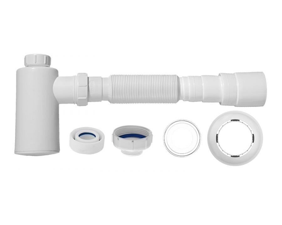 Blukit 031302 sifao copo branco p/lavatorios 7/8