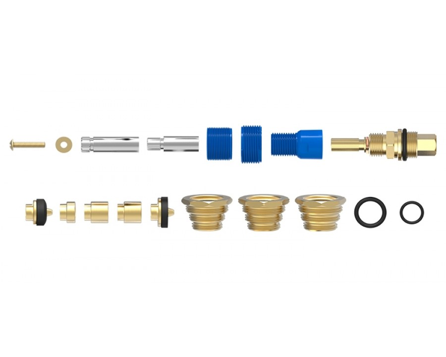 Blukit 060101 kit facil p/registro 10 em 1