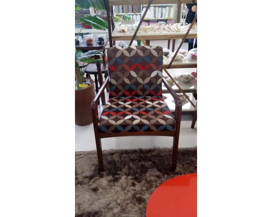 Cadeira rudnick aproximacao malta c/braco canela tec1k