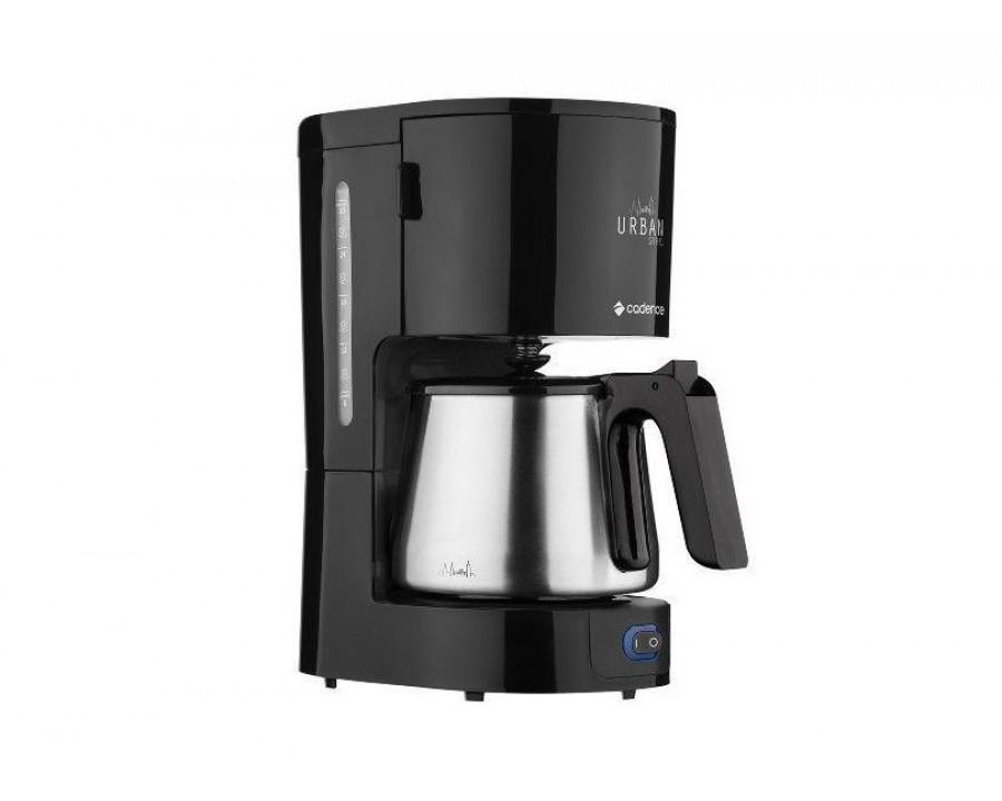 Cafeteira eletrica cadence urban steel caf801 750w 220v
