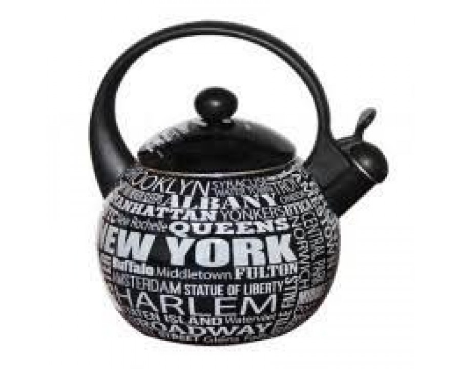 Chaleira decor & casa new york 2,2l
