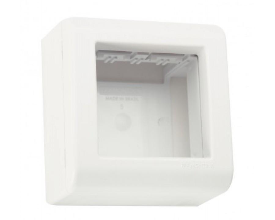 Tramont.liz flex caixa+tampa 2 polos 57303/002