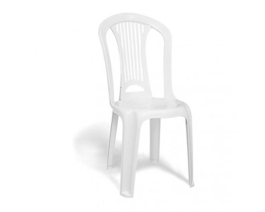 Cadeira tramont.plast.bca 92013/010 atlantida ba