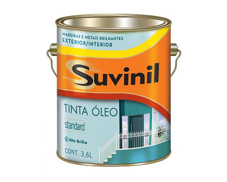 Tinta oleo suvinil 3,6 lt branco