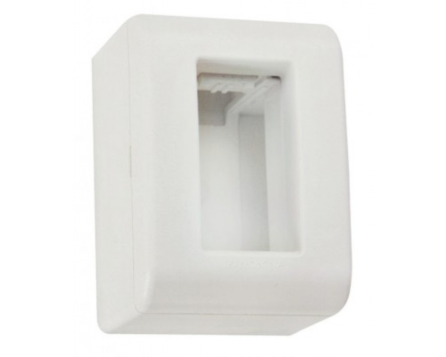 Tramont.liz flex caixa+tampa 1 posto 57303/001