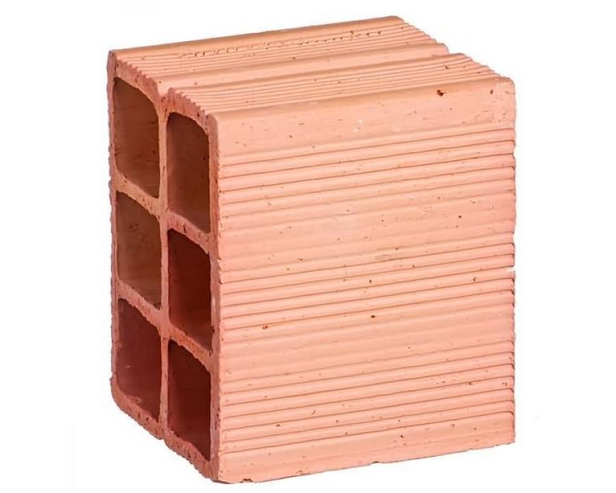 Tijolo 06 furos (meio) 9x14x11,5 pc